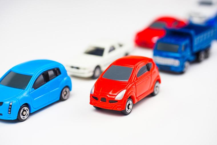 町田市における交通事故の発生件数から見る事故対策